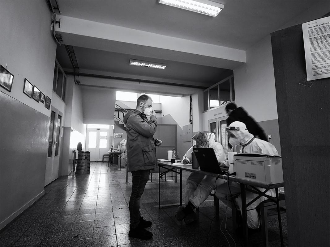 testovanie