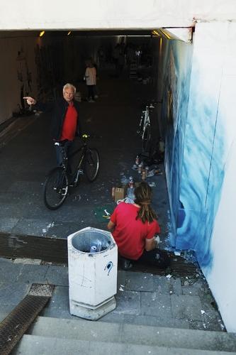 street generácií
